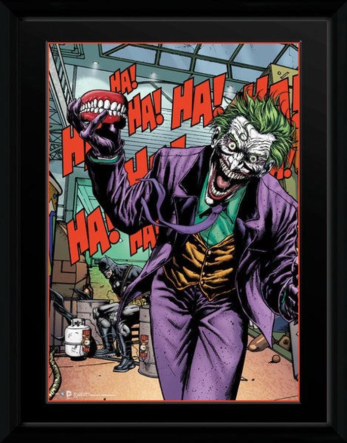 DC Comics Joker Teeth
