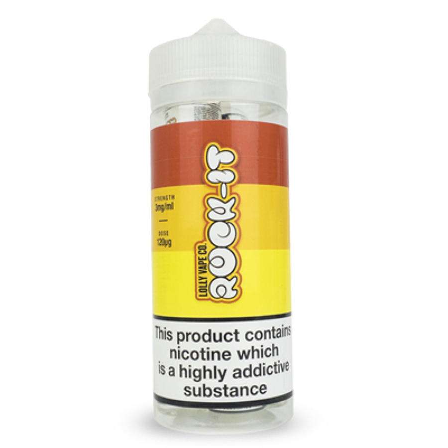Lolly Vape Co. - Rock It 6x10ml