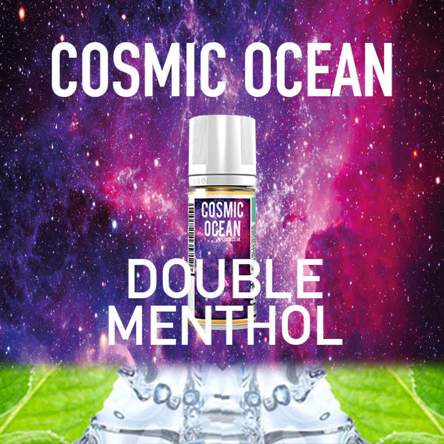Cosmic Ocean - Double Menthol 10ml