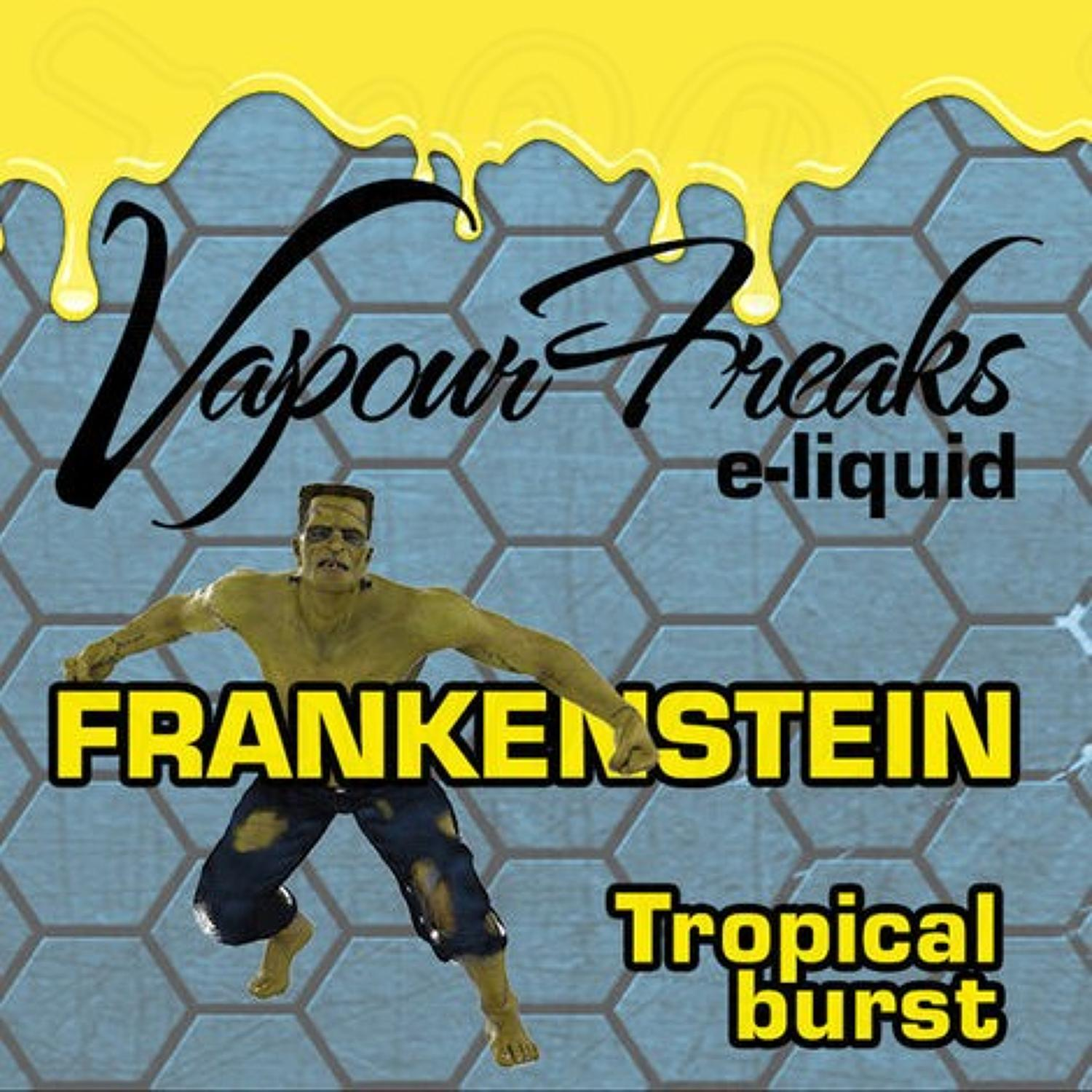 Vapour Freaks - Frankenstein 4x10ml