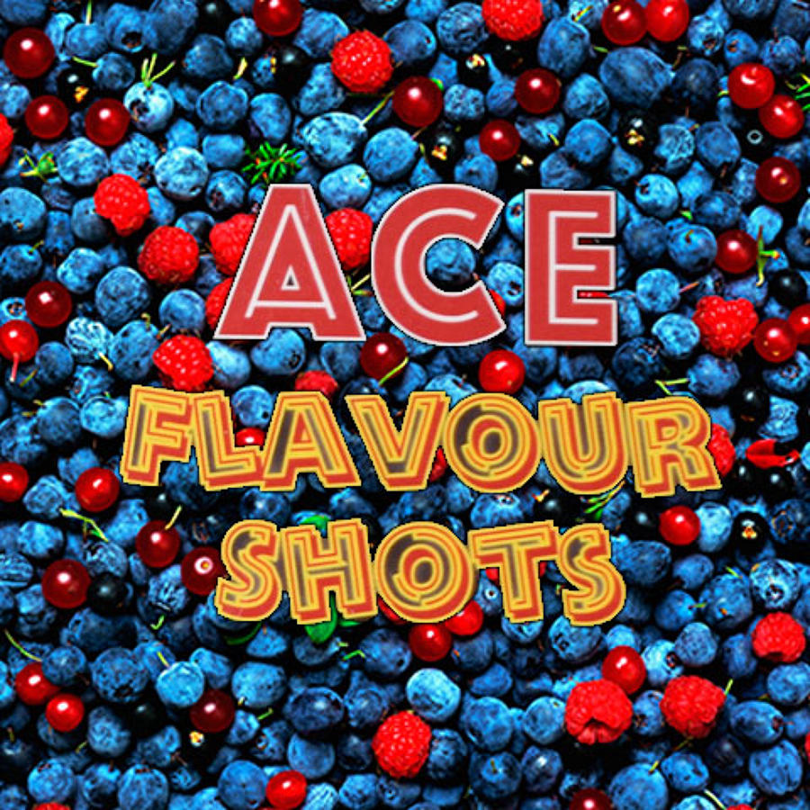 Ace 10 - Wild Berries on a Glazed Donut Base 60ml