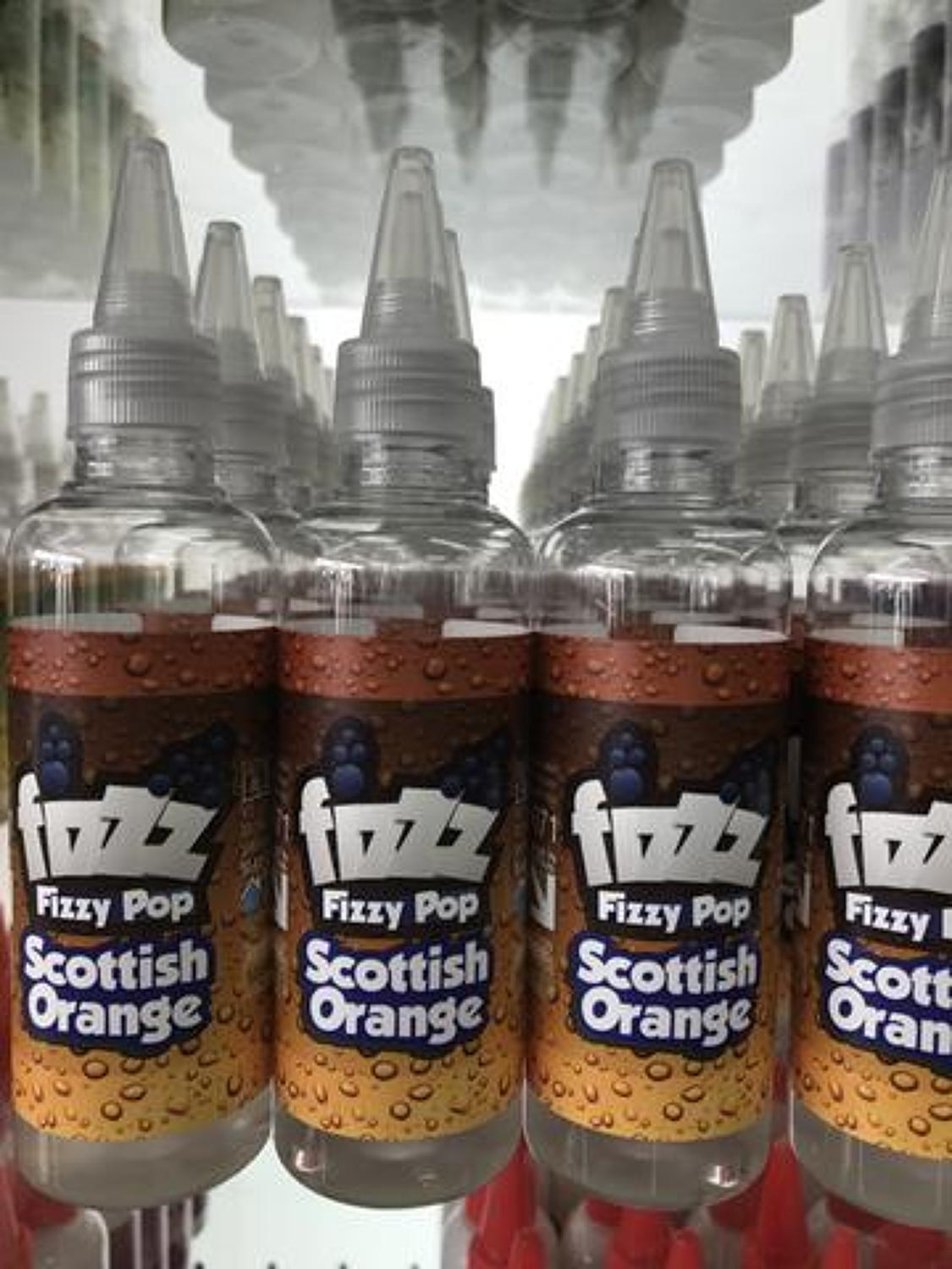 Fizzz - Scottish Orange 80ml