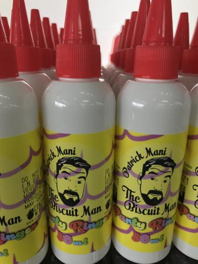 The Biscuit Man - Party Ring 80ml
