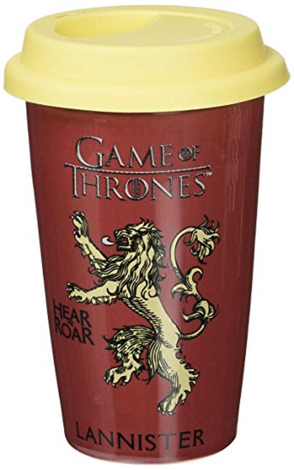 Game of Thrones - House Lannister Travel Mug