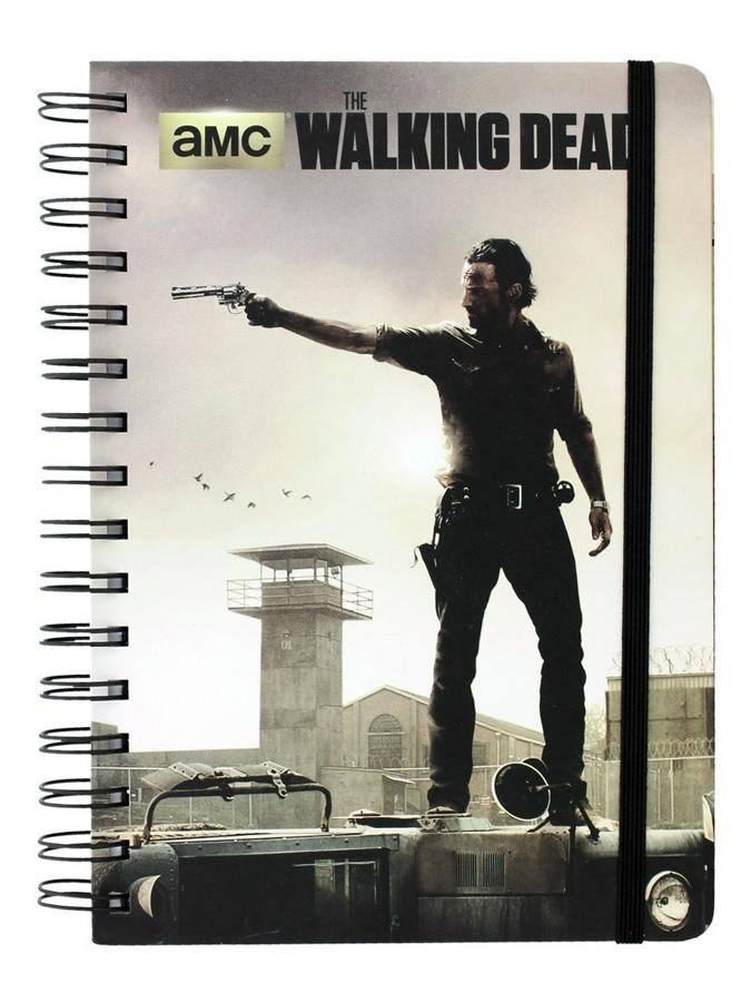 The Walking Dead - Official Prison Notebook