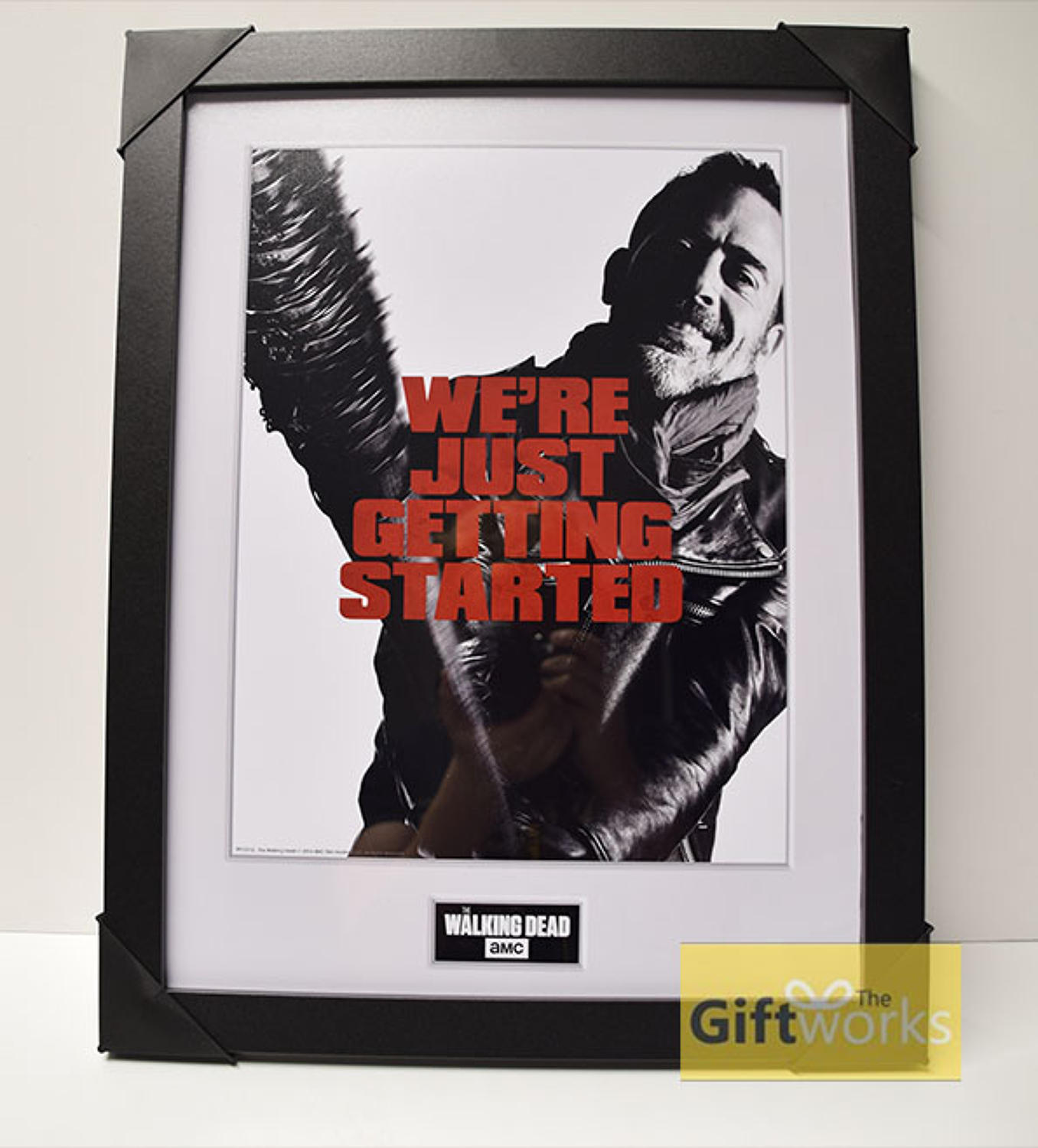 The Walking Dead - Negan Frame