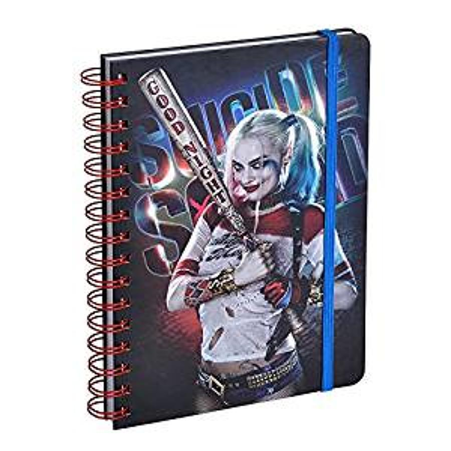 Harley Quinn - Suicide Squad A5 Notebook