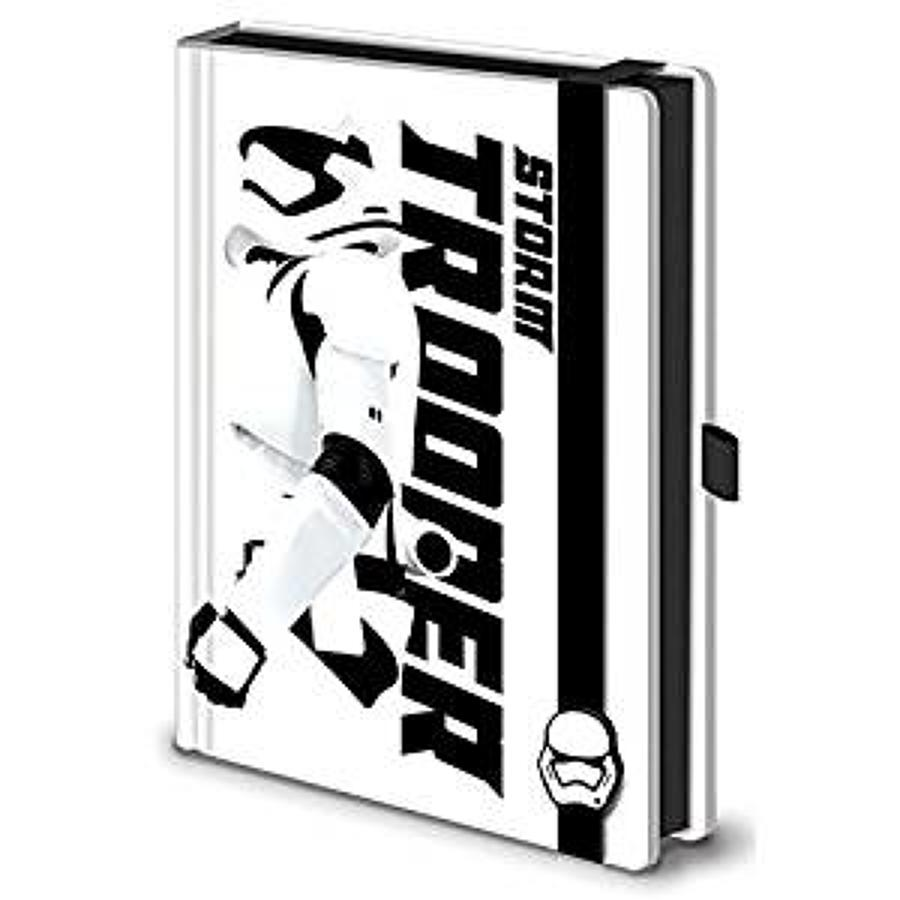 Star Wars - Stormtrooper A5 Notebook