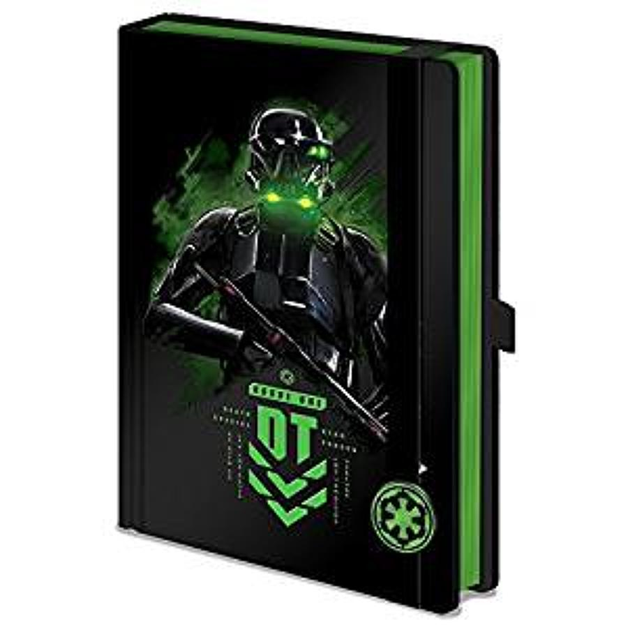 Star Wars - Death Trooper Rogue One A5 Notebook