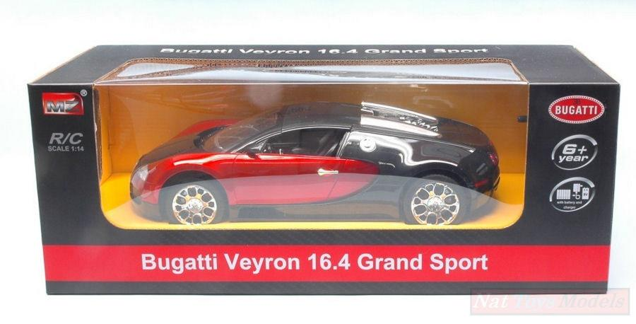 Bugatti Veyron 16.4 Grand Sport Remote Control Car