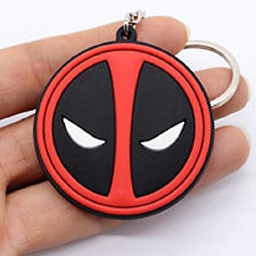 Deadpool Rubber Keyring