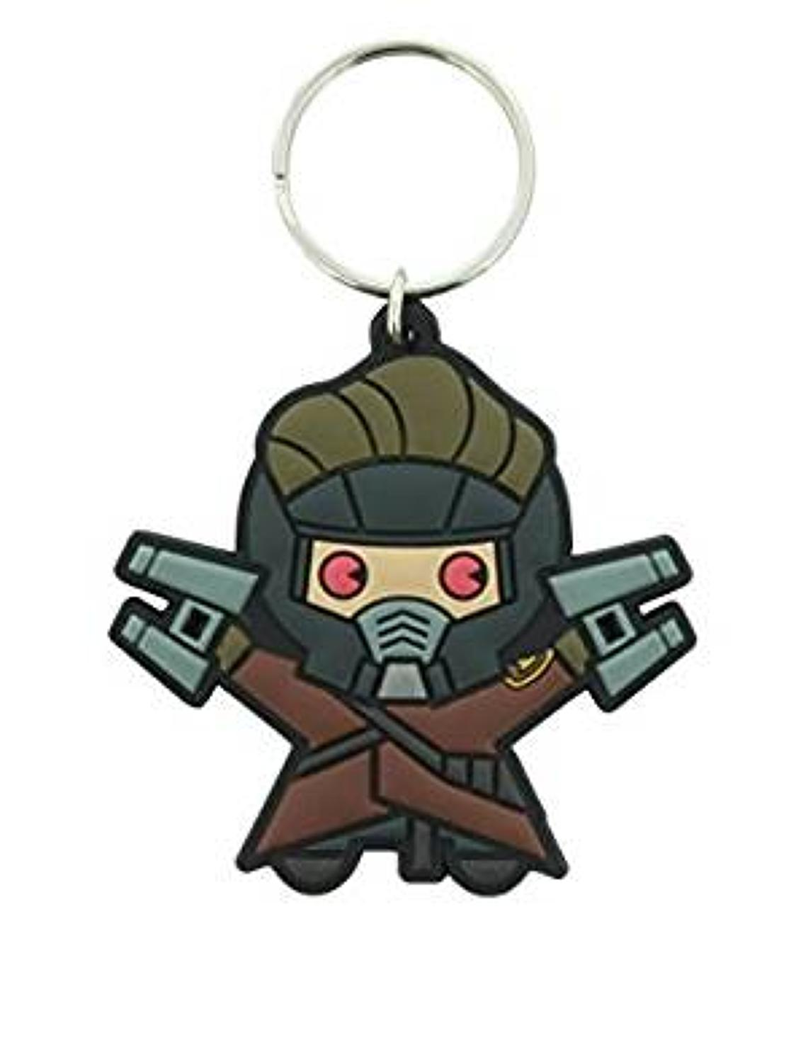 Guardians of The Galaxy - Starlord Keyring