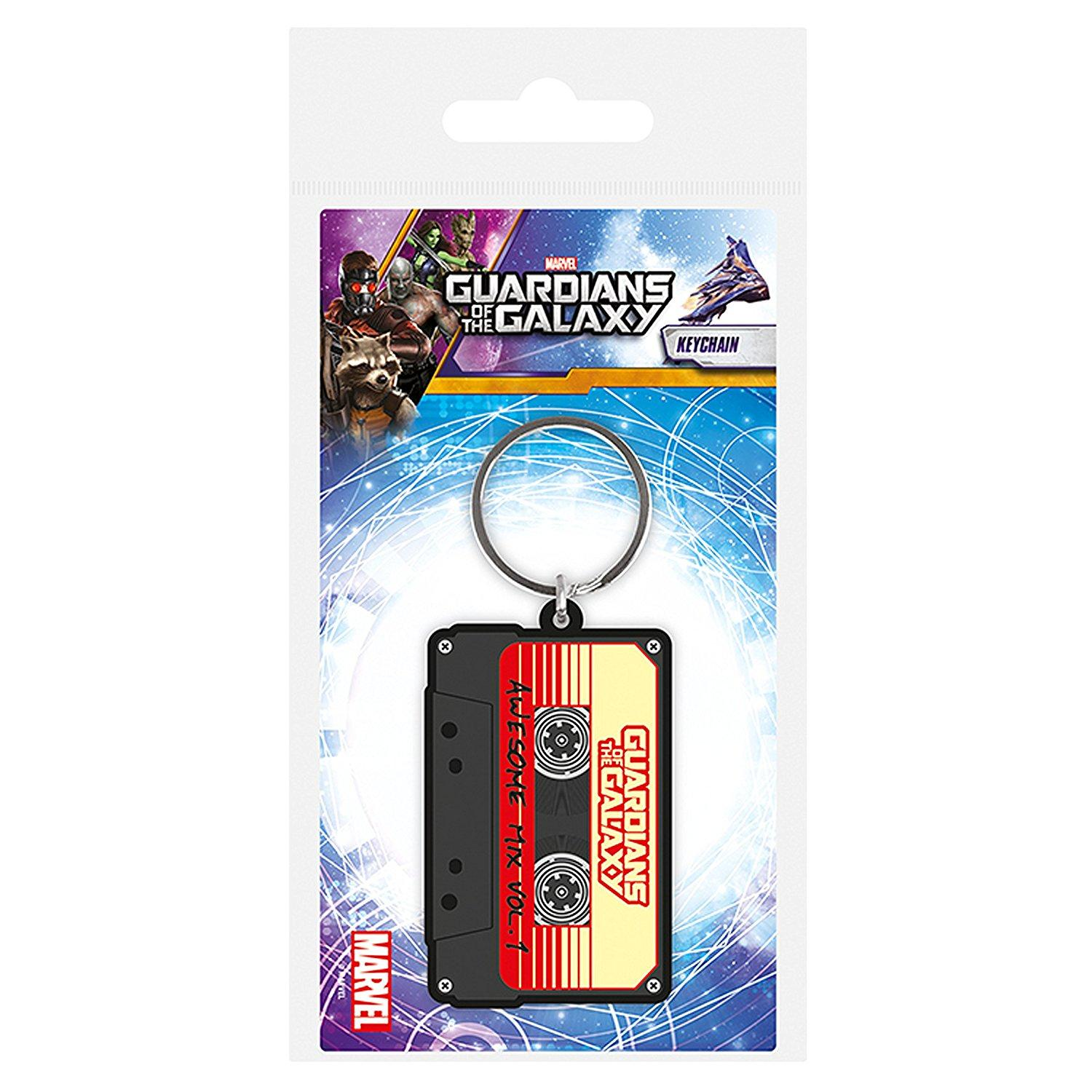Guardians of The Galaxy - Awesome Mix Keyring