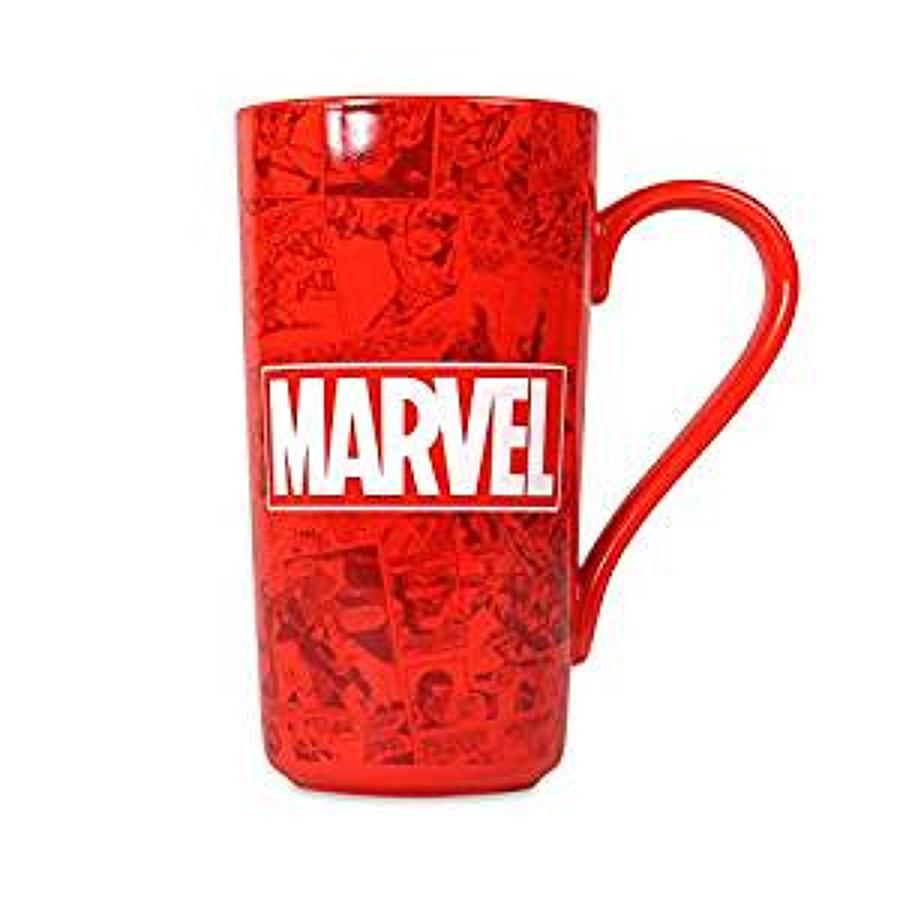 Marvel - Logo Comic Mug