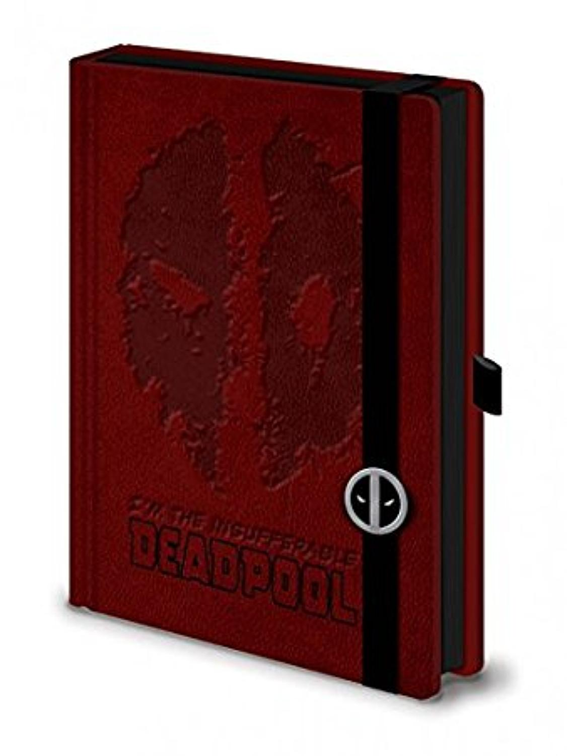 Deadpool - Premium A5 Notebook