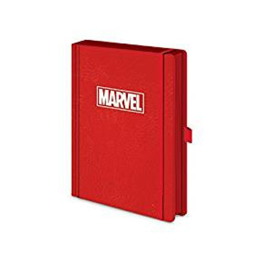 Marvel - Logo A5 Notebook