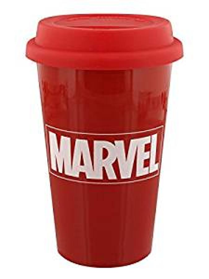 Marvel - Logo Travel Mug