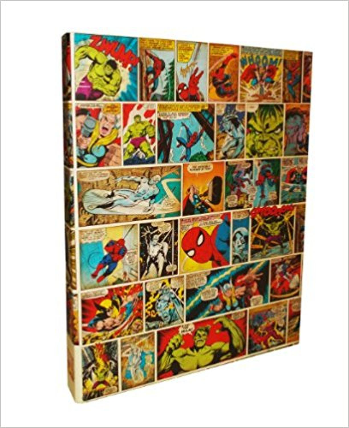 Marvel - Comic Ring Binder