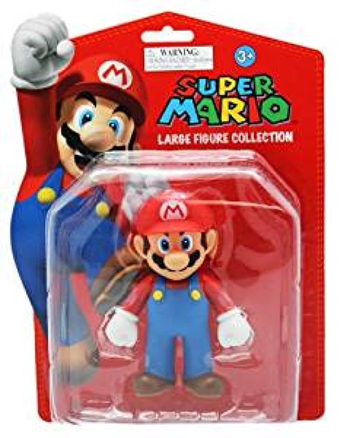 Super Mario - Mario Large Figure