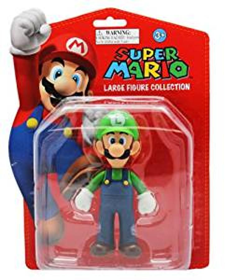 Super Mario - Luigi Large Figure