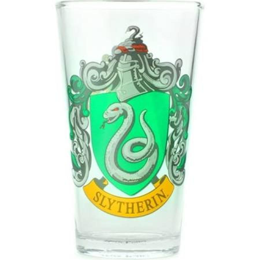 Harry Potter - Slytherin Pint Glass