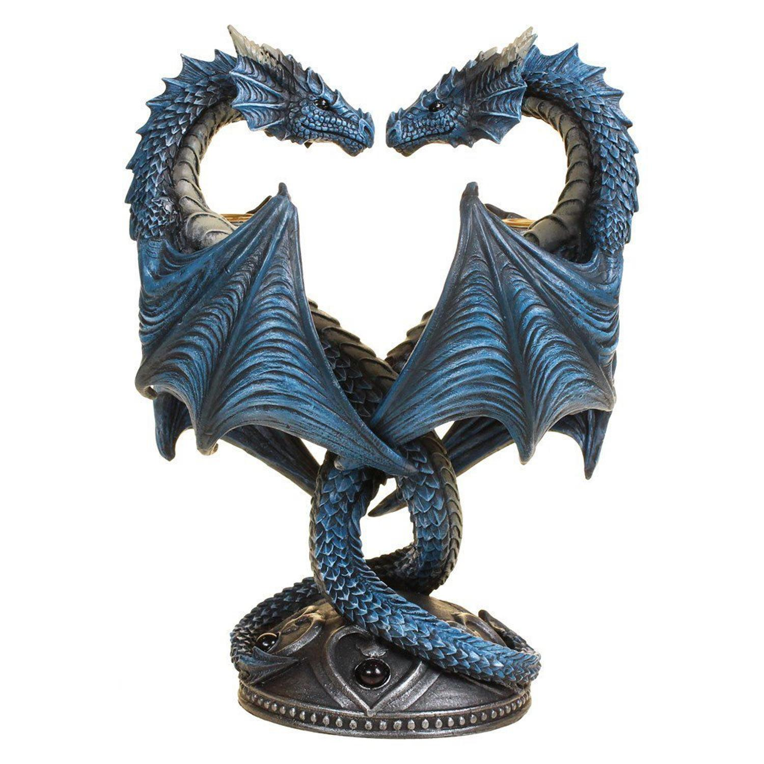 Nemesis Now - Anne Stokes Dragon Heart Candle Holder