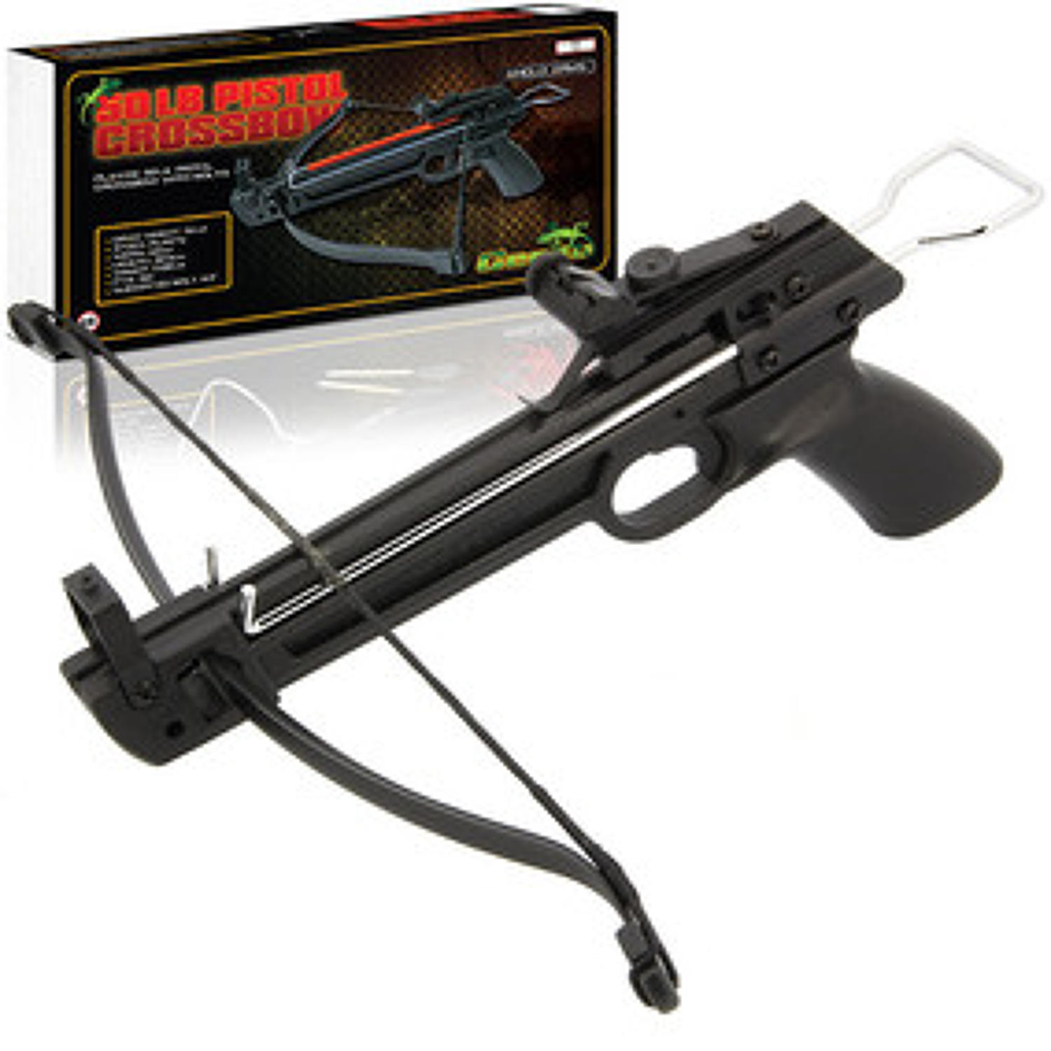 Anglo Arms - Gecko 50lb Pistol Crossbow