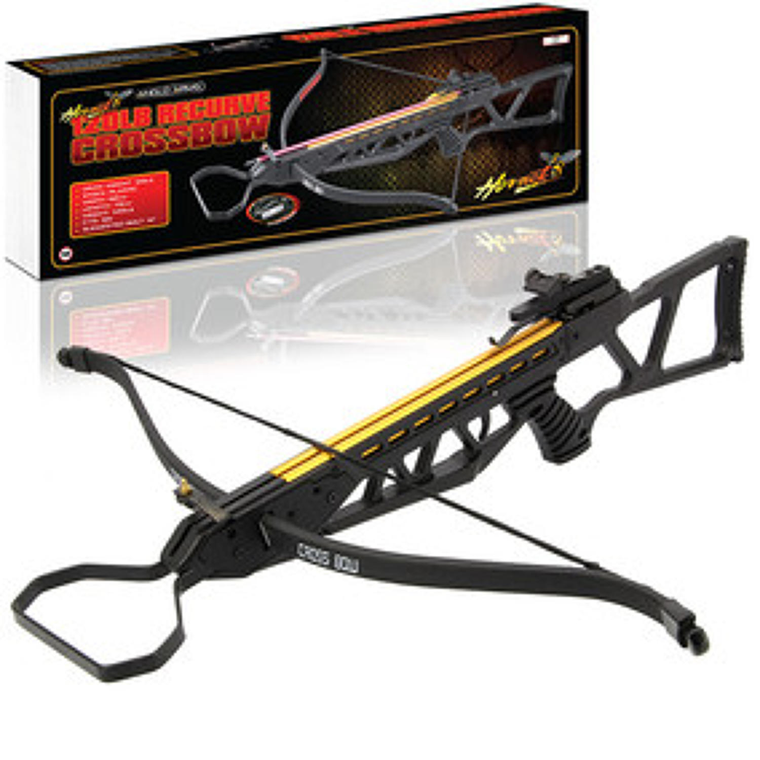 Anglo Arms - Hornet 120lb Recurve Crossbow in Sports / Anglo