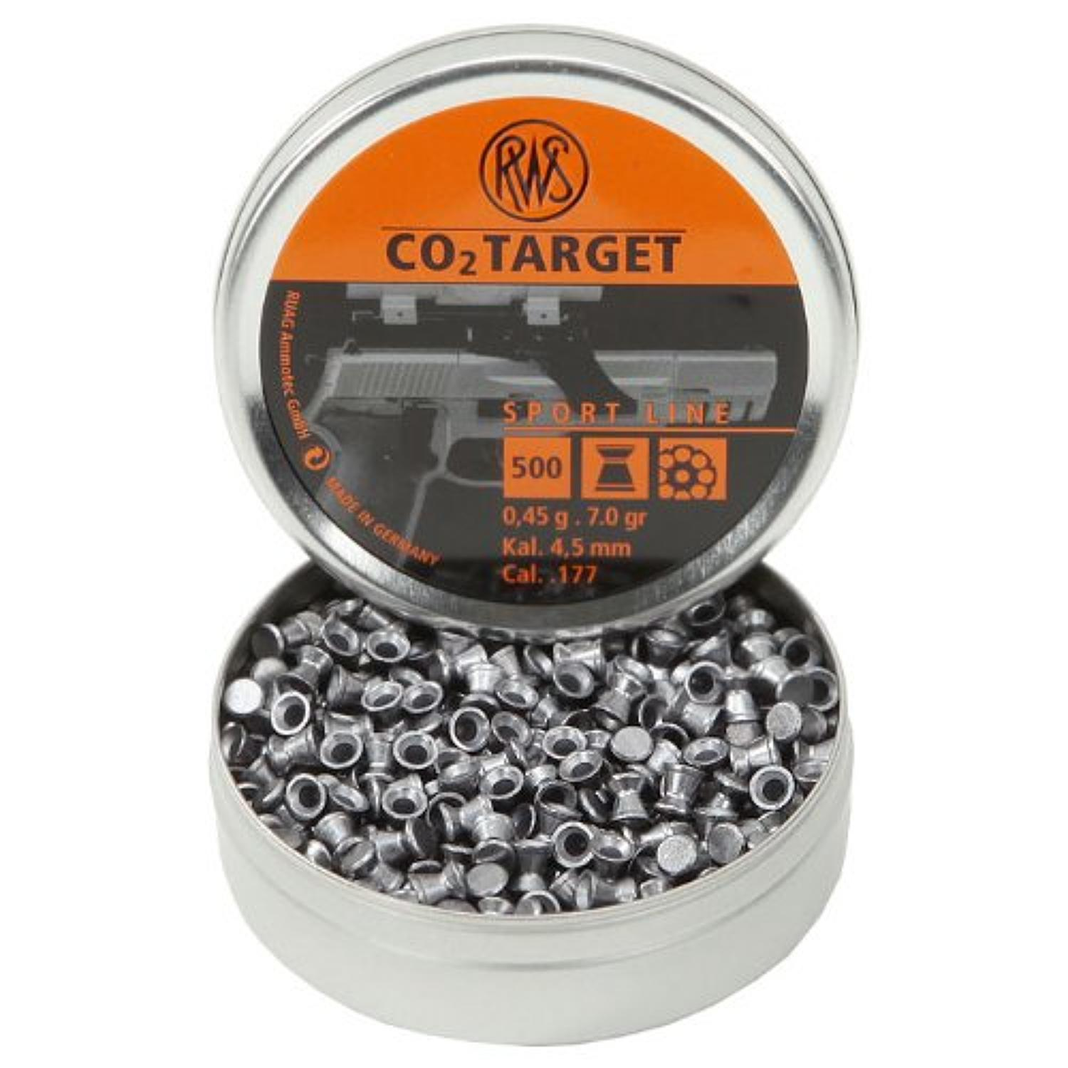 Flat Head Pellets Pack