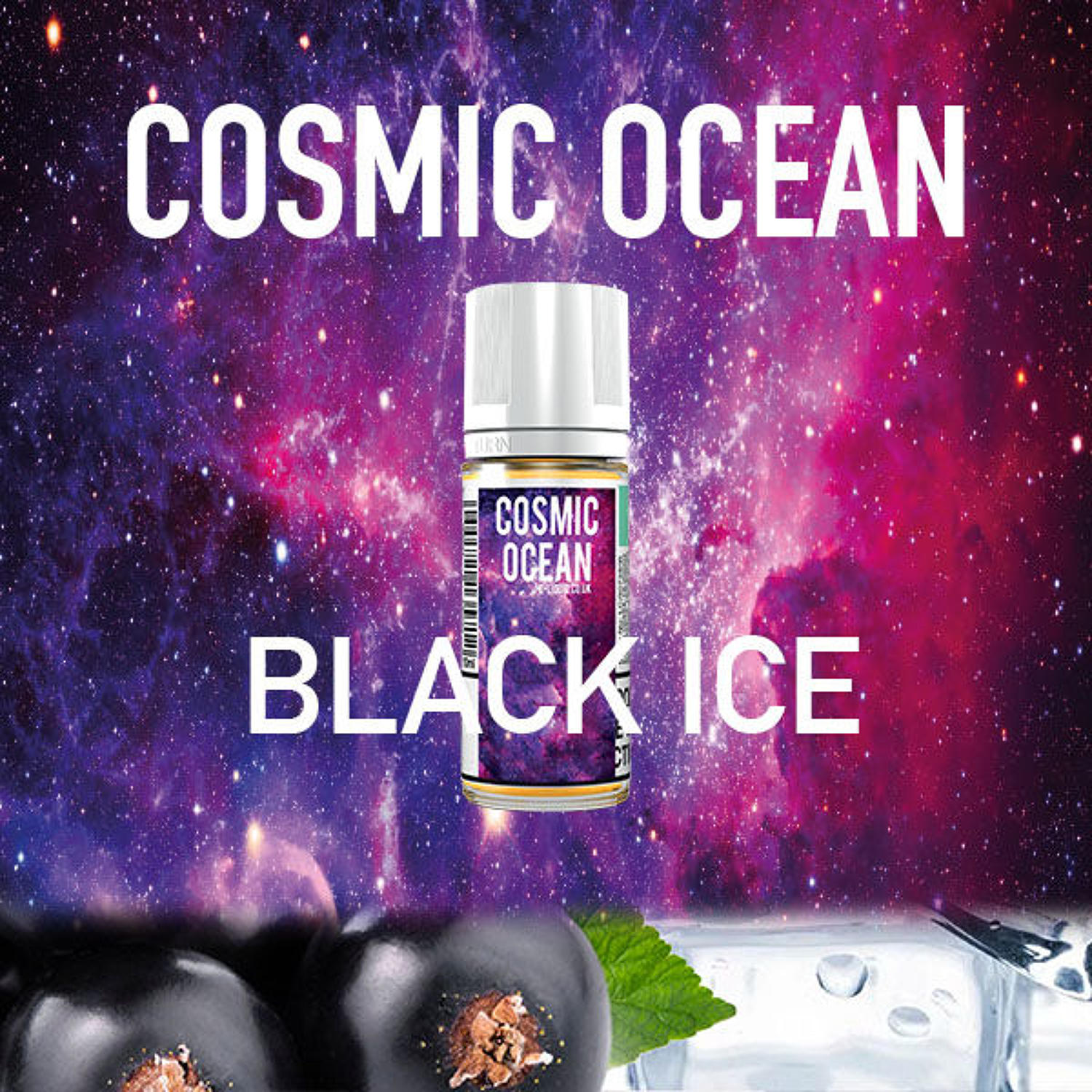 Cosmic Ocean - Black Astaire 10ml