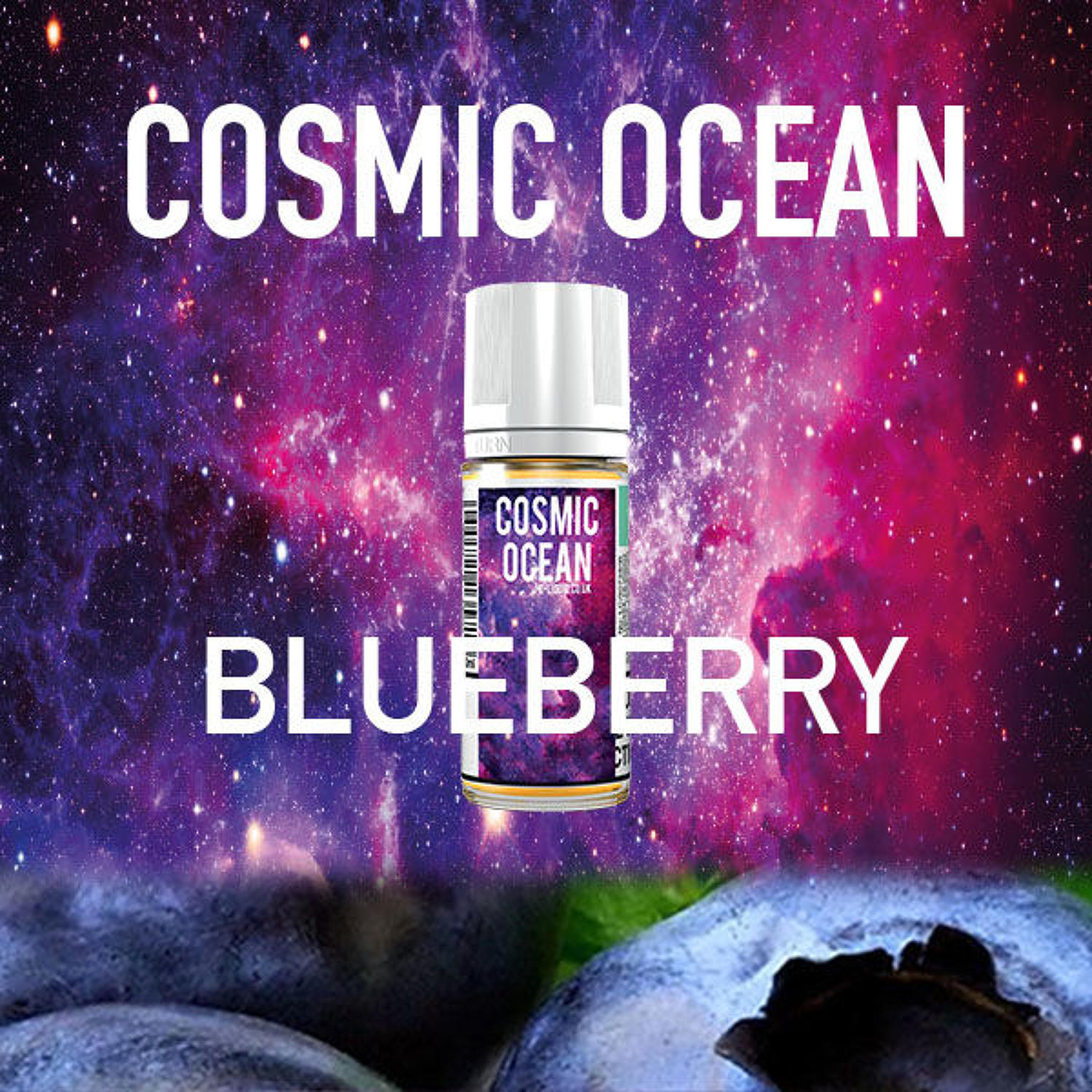 Cosmic Ocean - Blueberry 10ml
