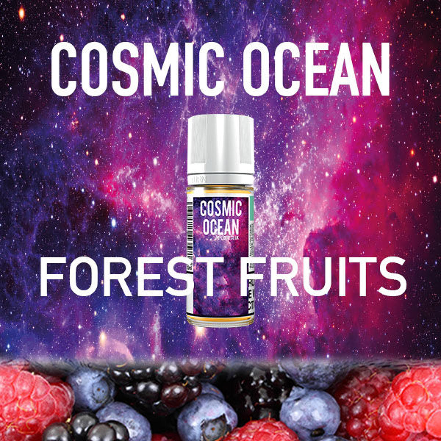 Cosmic Ocean - Forest Fruits 10ml