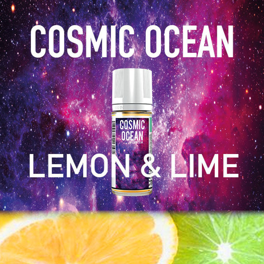 Cosmic Ocean - Lemon & Lime 10ml