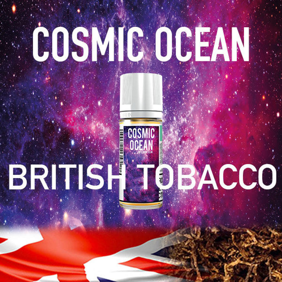 Cosmic Ocean - British Tobacco 10ml