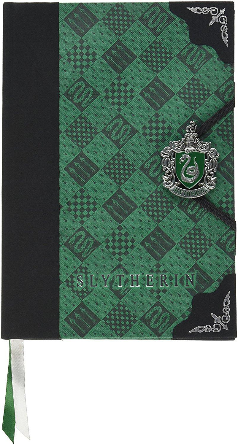 Harry Potter - Slytherin Premium Journal