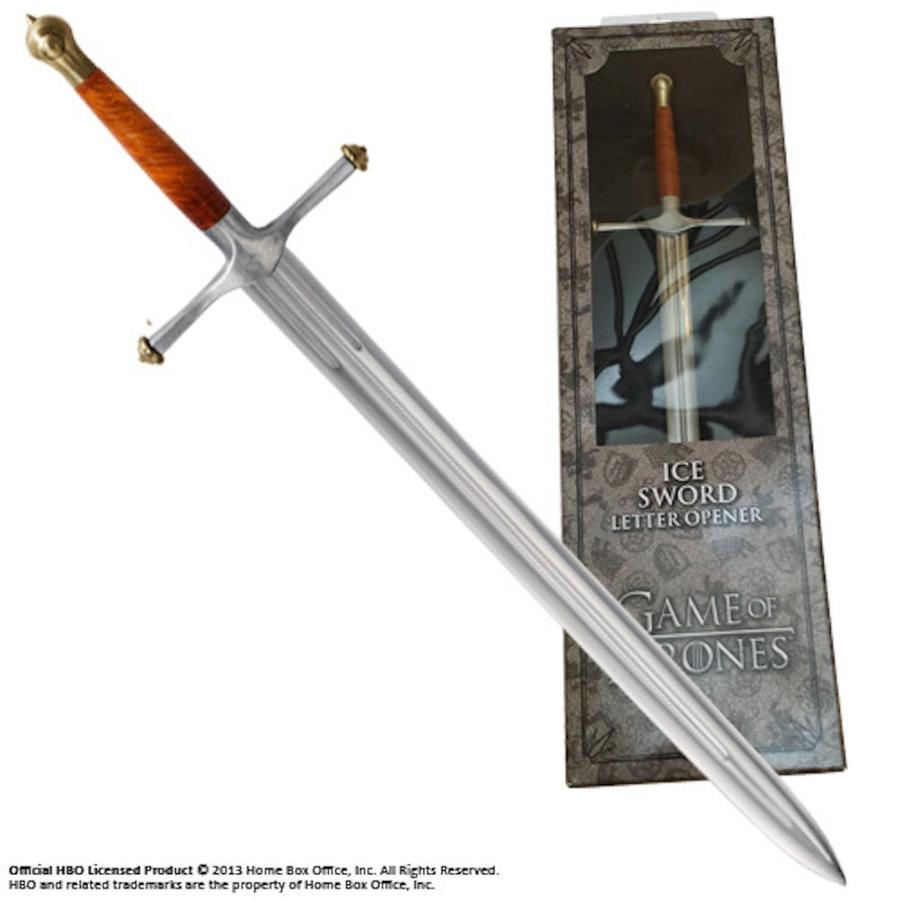 Game of Thrones - Ice Sword Letter Opener
