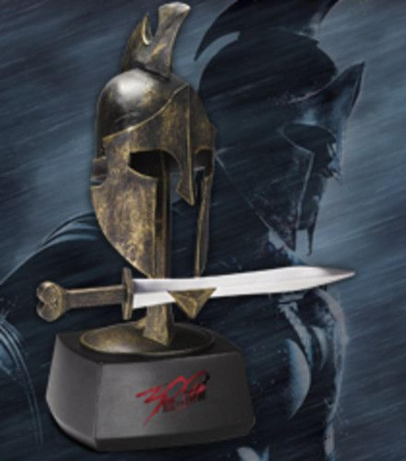 300 - Mini Themistocles Helmet and Gladius Replica