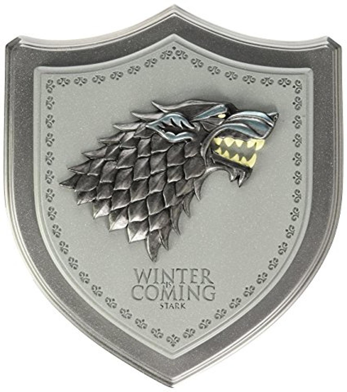 Game of Thrones - Stark Sigil Wall Plaque