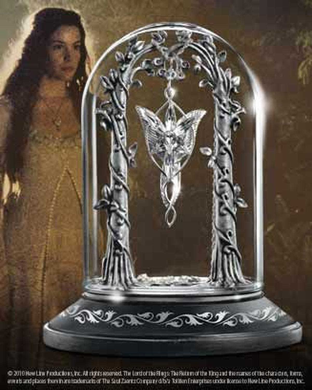 Lord of The Rings - Return of the King Arwen's Amulet