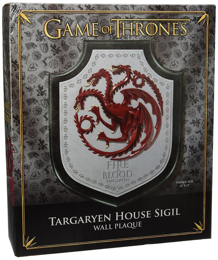 Game of Thrones - Targaryen Wall Plaque