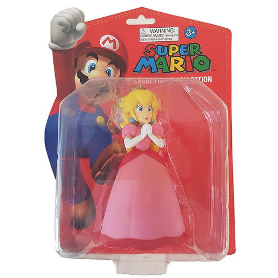Super Mario - Peach Large Figure