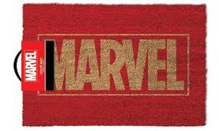 Marvel Welcome Door Mat