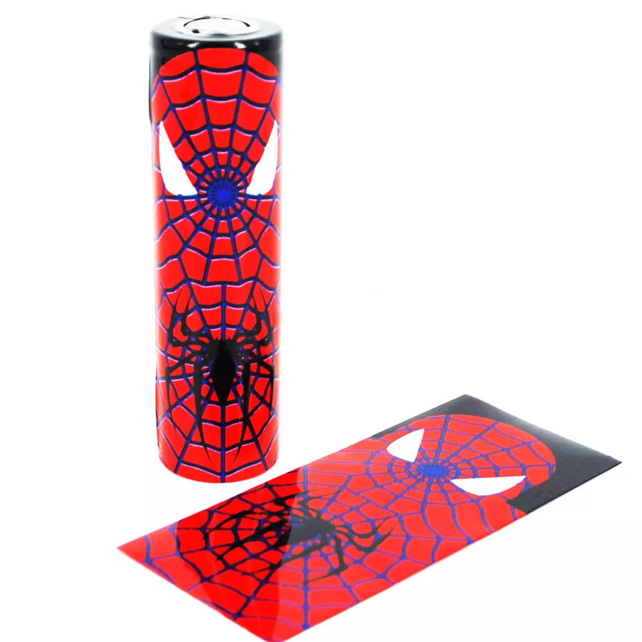 Spiderman Battery Cover