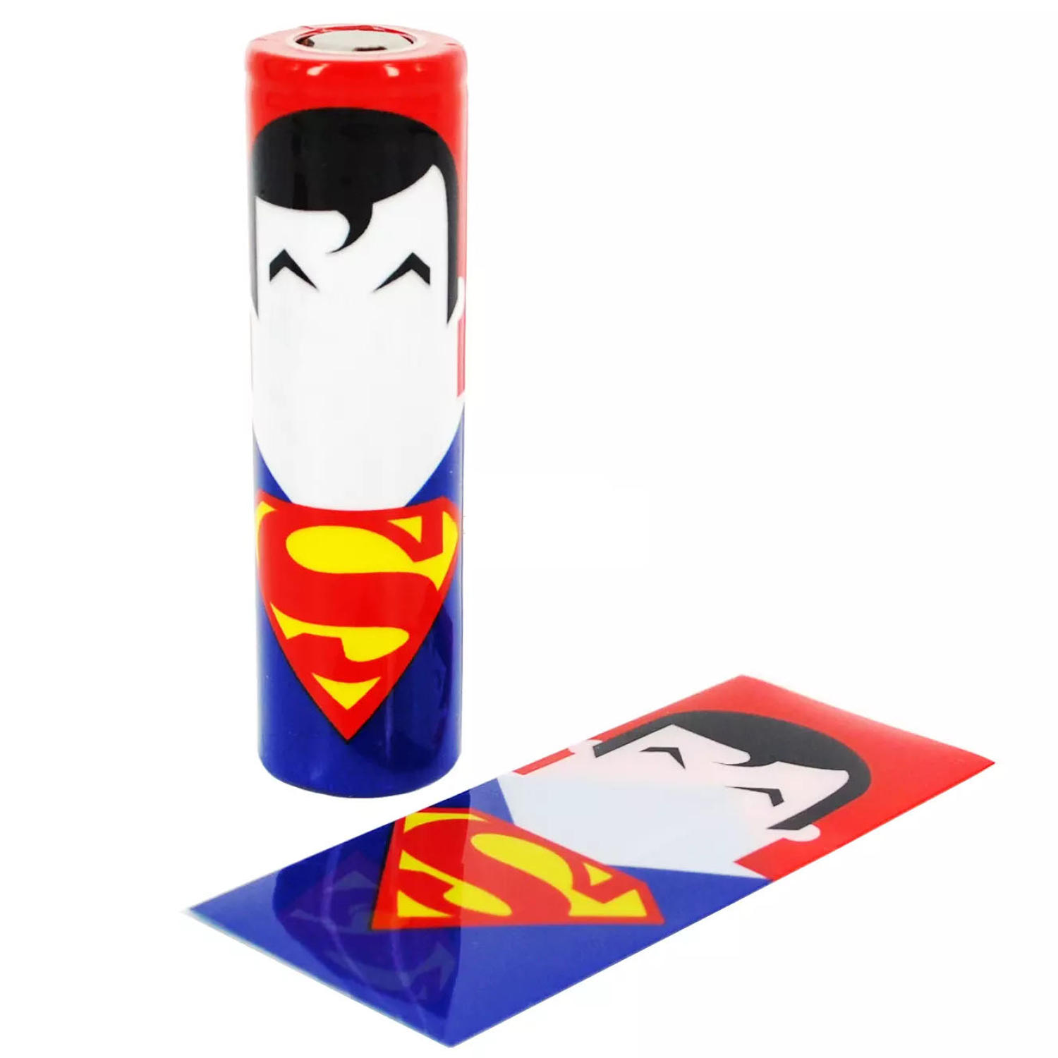Superman Battery Cover