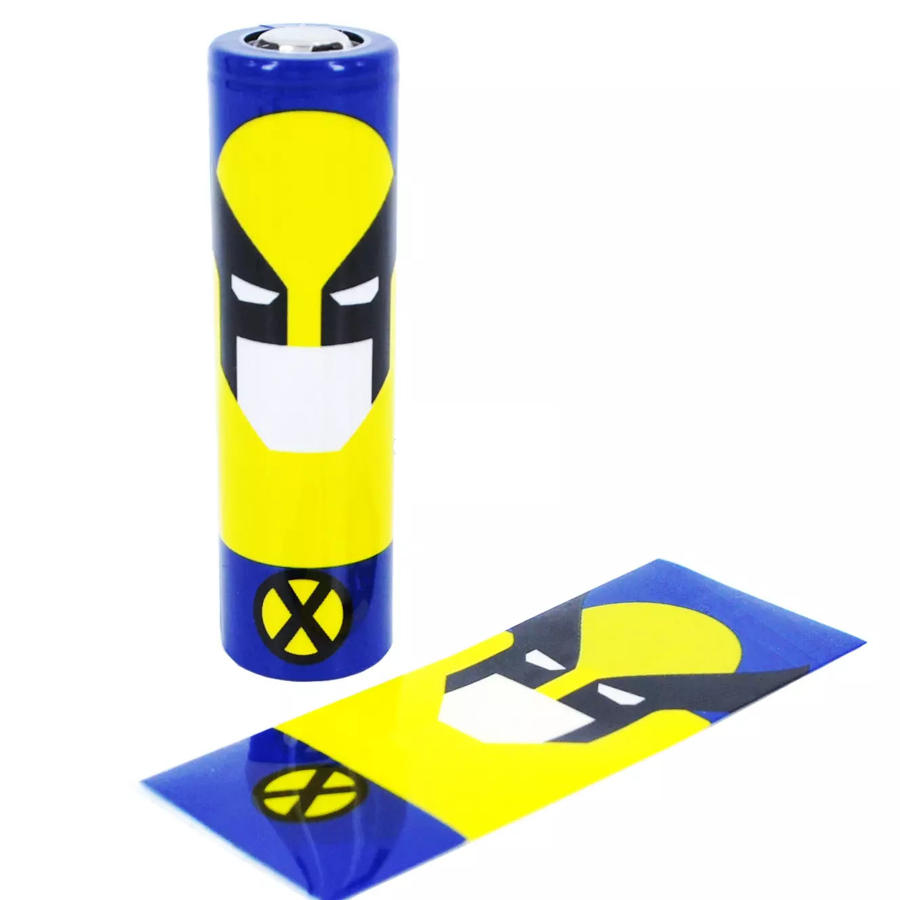 Wolverine Battery Cover