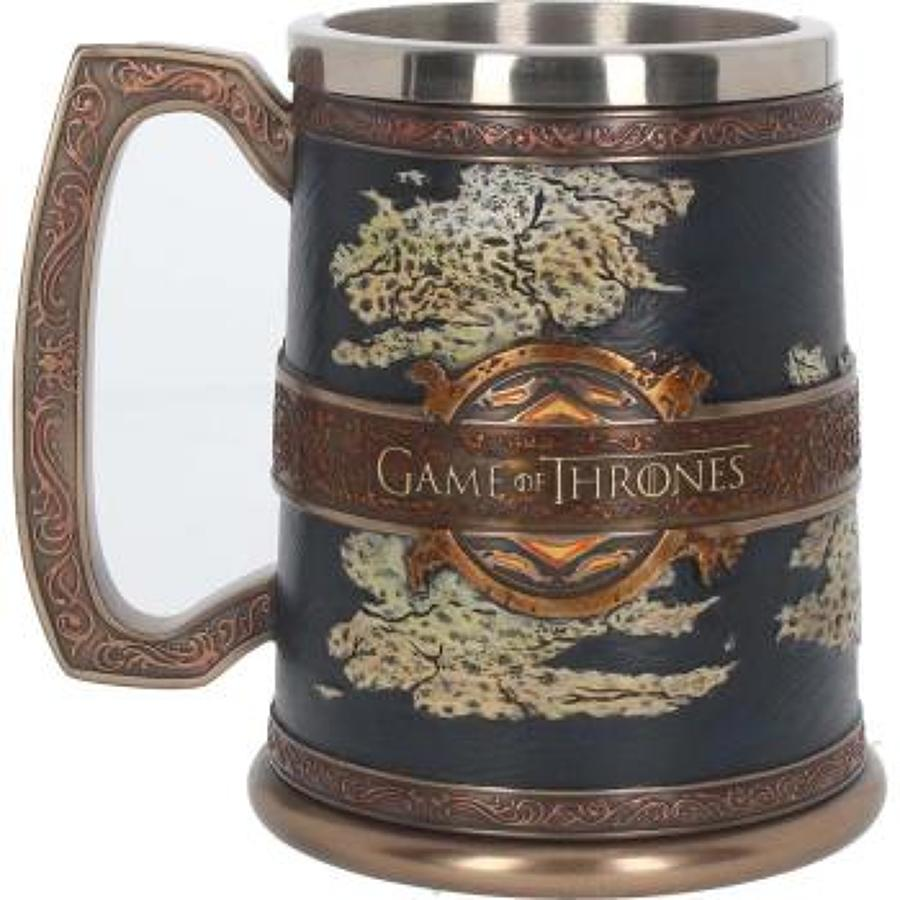 Game of Thrones - Westeros Essos Stein