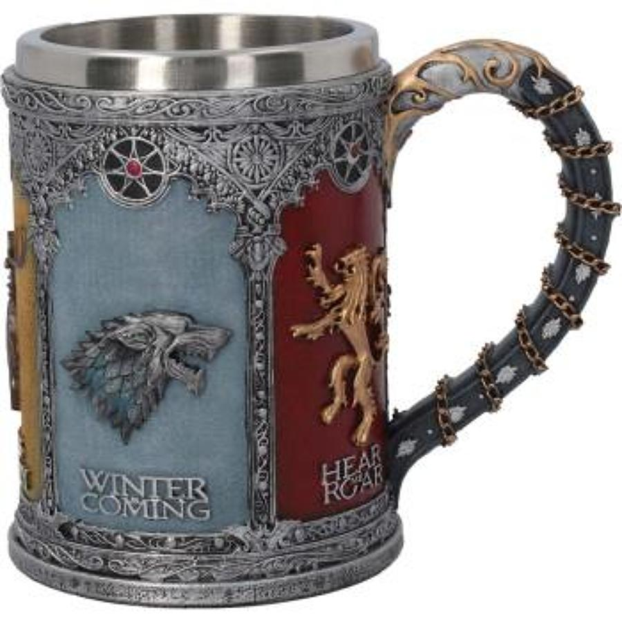 Game of Thrones - Game of Thrones Houses' Stein