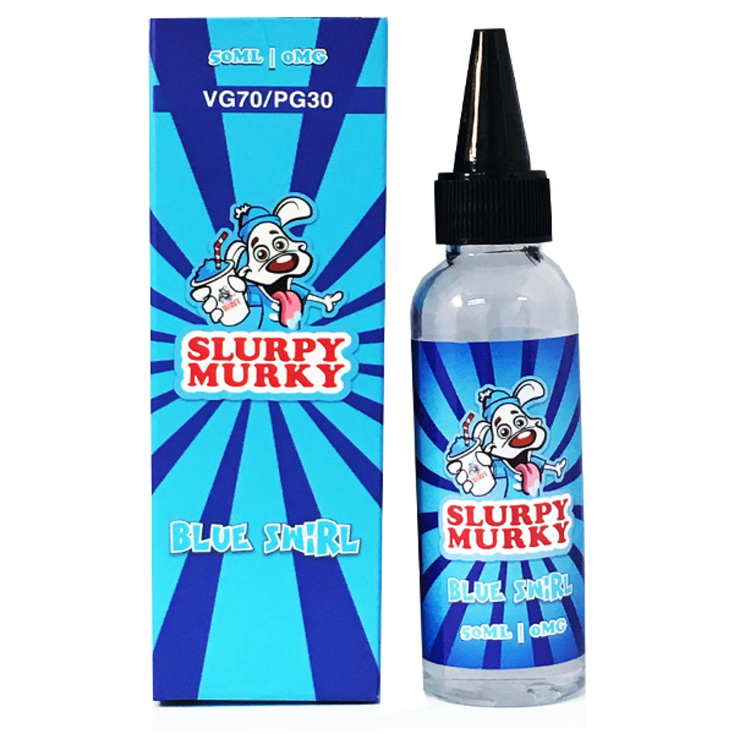 Slurpy Murky - Blue Swirl - 50ml