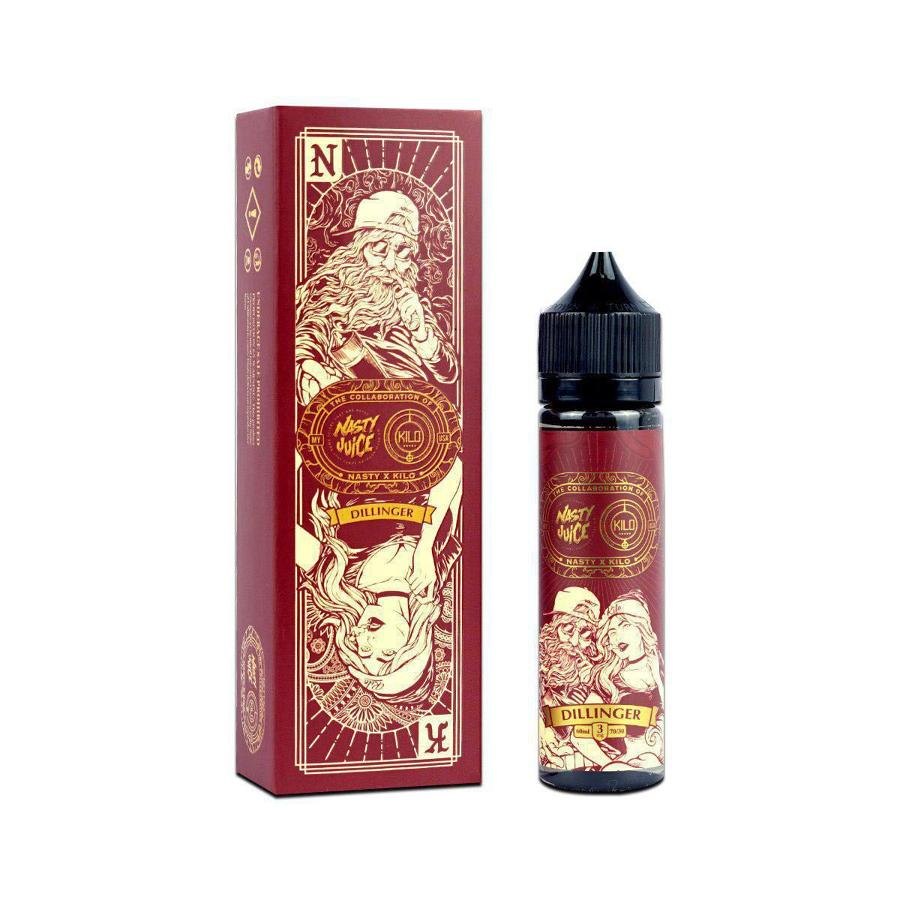 Nasty & Kilo Liquid 60ml