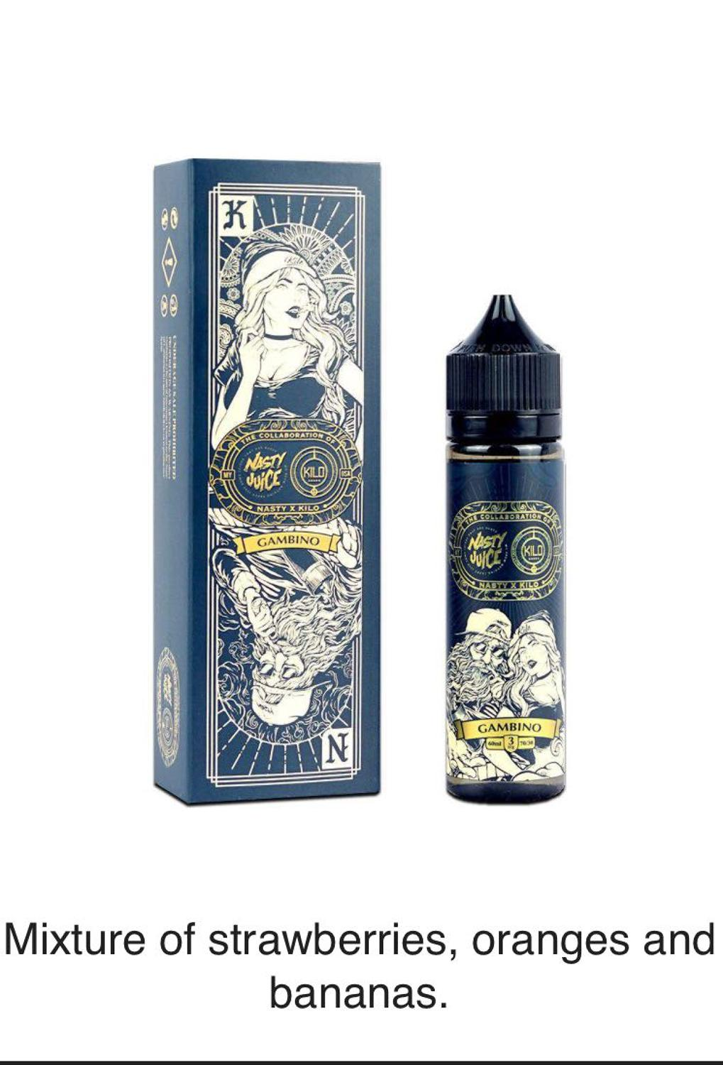 Nasty Kilo liquid 60ml